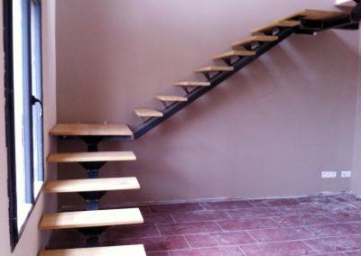 escalier métal sur mesure à Béziers